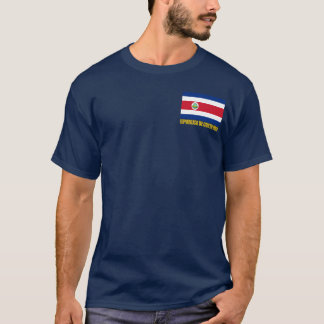 Costa Rica COA T-Shirt