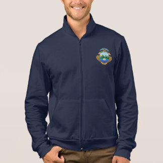 Costa Rica Coat of Arms Jacket