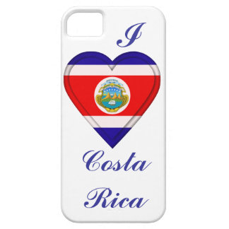 Costa Rica Cost Rican Flag iPhone 5 Cover