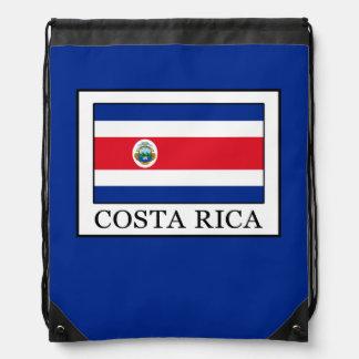 Costa Rica Drawstring Bag