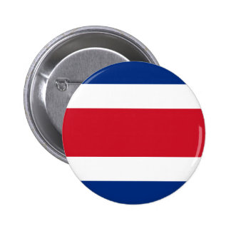 Costa Rica Flag Buttons