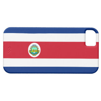 Costa Rica Flag Barely There™ iPhone 5 Case