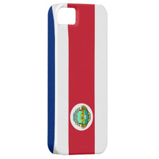 Costa Rica Flag Case For The iPhone 5