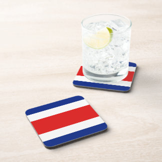 Costa Rica Flag Coaster