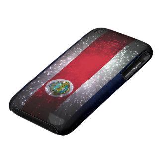 Costa Rica Flag Firework iPhone 3 Covers