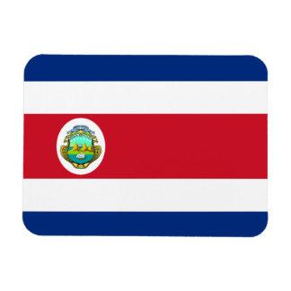 Costa Rica Flag Magnet