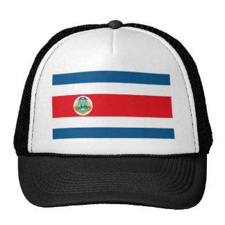 Costa Rica Flag Hat
