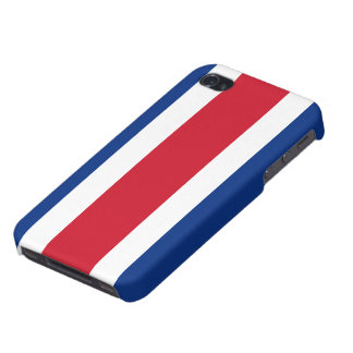 Costa Rica Flag iPhone 4 Cover