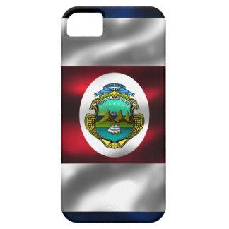 Costa Rica Flag Iphone 5 Case-Mate Case
