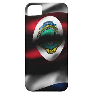 Costa Rica Flag Iphone 5 Case-Mate Case iPhone 5 Cover