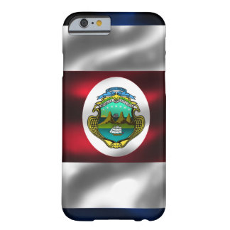 Costa Rica Flag iPhone 6 Case Barely There iPhone 6 Case