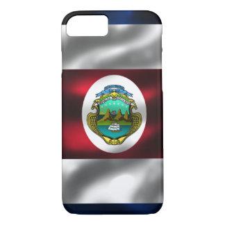 Costa Rica Flag iPhone 7 Case
