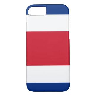 Costa Rica Flag iPhone Case