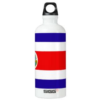 Costa Rica Flag SIGG Traveller 0.6L Water Bottle