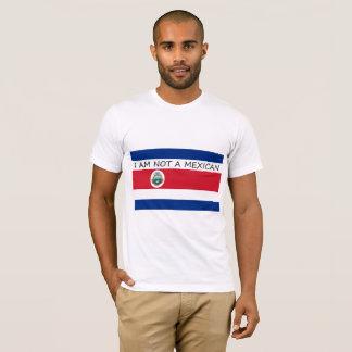 Costa Rica I am not a mexican T-Shirt
