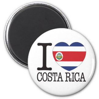 Costa Rica Love v2 Magnet