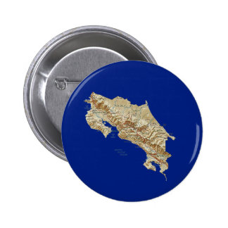 Costa Rica Map Button