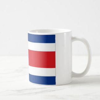 Costa Rica National Flag Mug