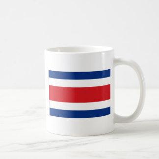 Costa Rica National Flag Coffee Mug