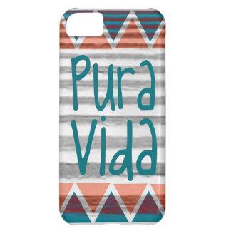 Costa Rica Pura Vida Aztec iPhone 5C Case
