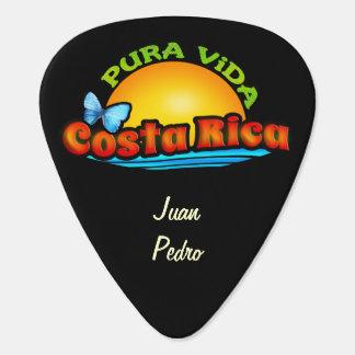 Costa Rica Pura Vida Plectrum