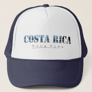 Costa Rica Pure Vida Hat