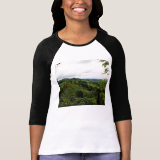 Costa Rica Rain Forest T-shirt