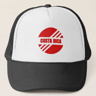 Costa Rica Red Dive Hat