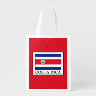 Costa Rica Reusable Grocery Bag