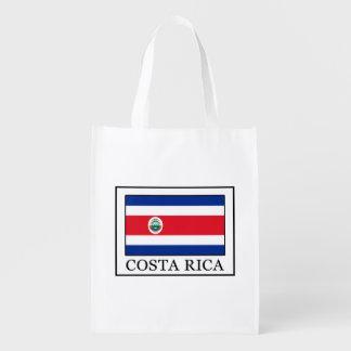 Costa Rica Reusable Grocery Bag