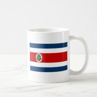 Costa Rica State Flag Coffee Mug