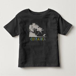 Costa Rica Surfing Grom Souvenir Toddler T-Shirt