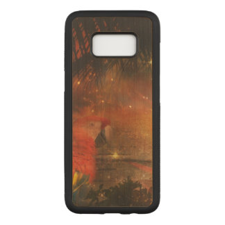 Costa Rica - Travel and Holiday Destination Carved Samsung Galaxy S8 Case