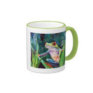 Costa Rica Tree Frog Coffee Mug