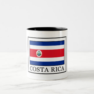 Costa Rica Two-Tone Coffee Mug