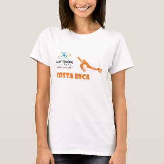 Costa Rica Volunteer T-shirt-VolunteeringSolutions T-Shirt