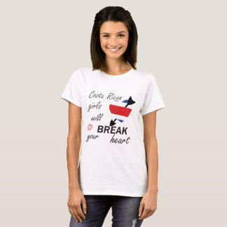 Costa Rican Heartbreaker T-Shirt