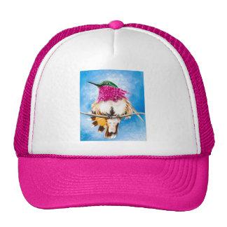 Costa's Hummingbird Cap