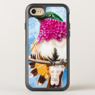 Costa's Hummingbird OtterBox Symmetry iPhone 8/7 Case