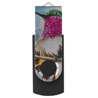 Costa's Hummingbird USB Flash Drive