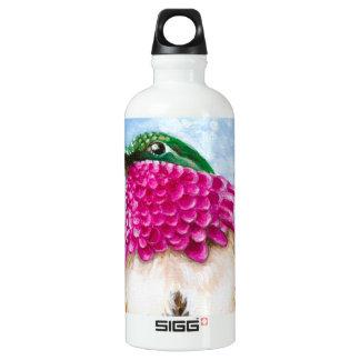 Costa's Hummingbird Water Bottle