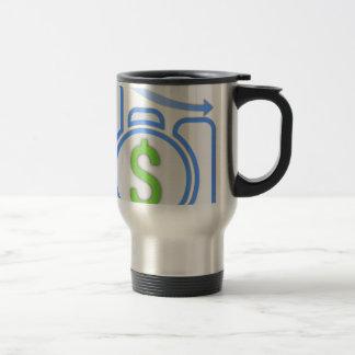 Costs Down Travel Mug