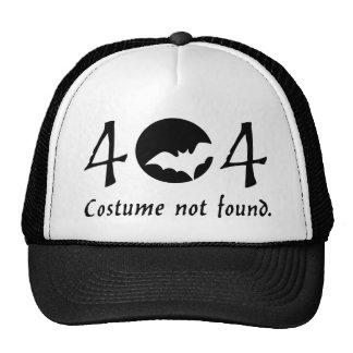 Costume 404 Hat