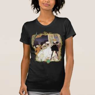 Costume Ball Vintage Style Art Design T-Shirt