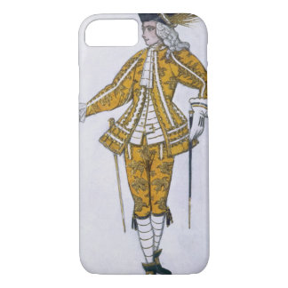 Costume design for the Fairy Canary's Pageboy, fro iPhone 7 Case