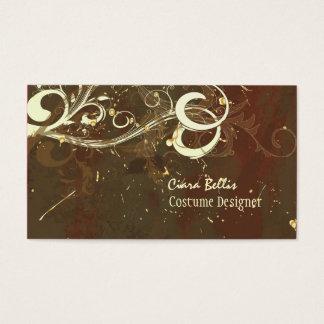 Costume Designer ~ Chocolate swirls