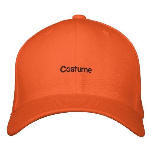 Costume Embroidered Baseball Caps