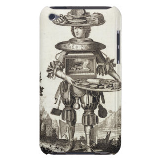 Costume for a Pastry Cook, pub. by Gerard Valck (1 Barely There iPod Cover