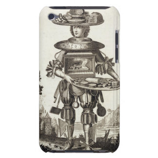 Costume for a Pastry Cook, pub. by Gerard Valck (1 iPod Touch Cover