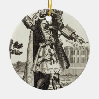 Costume for an Astrologer, pub. by Gerard Valck (1 Ornaments